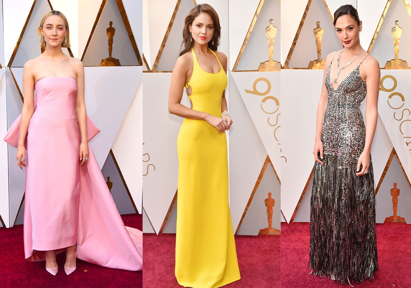 Best & Worst Dressed 2018 Oscars