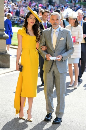 amal clooney best dressed at the royal wedding stella mccartney
