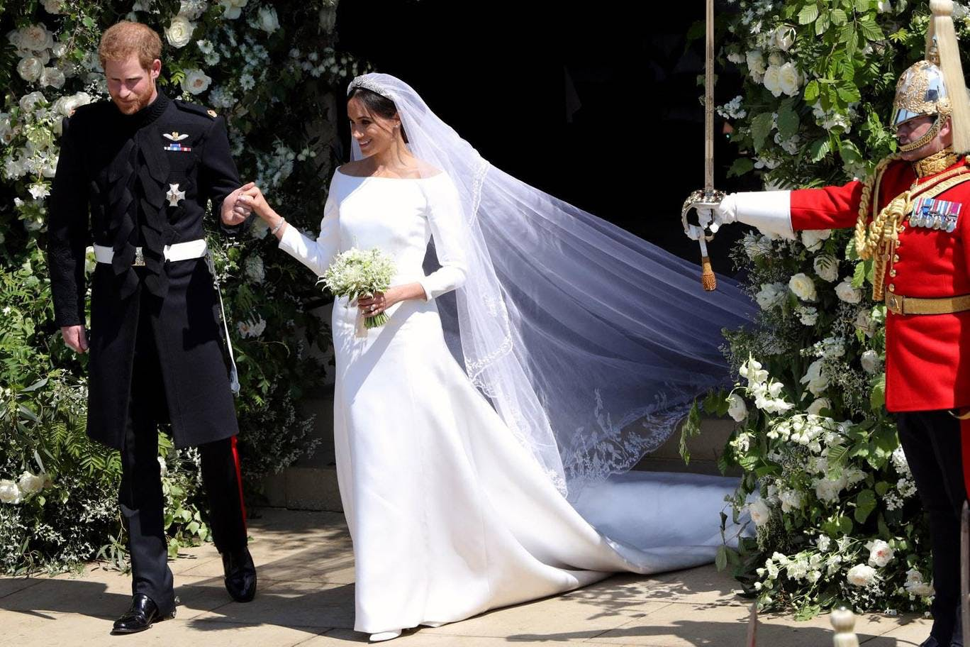 Best dressed at the Royal Wedding of Prince Harry & Meghan Markle