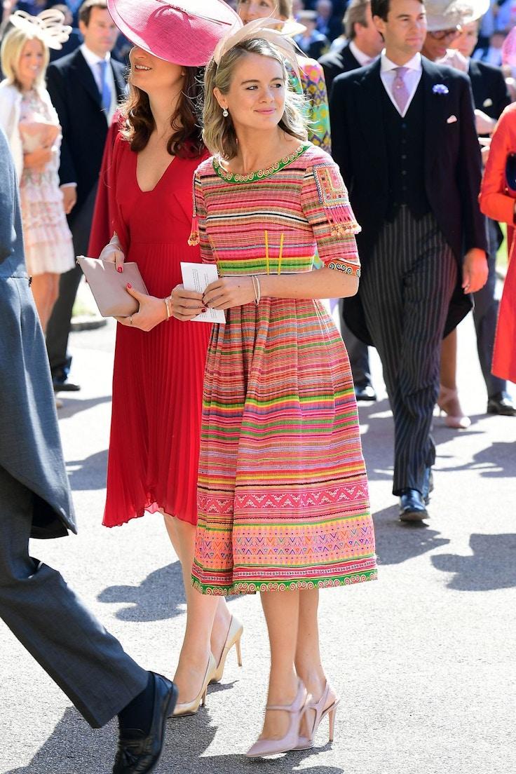 cressida bonas ex girlfriend prince harry royal wedding