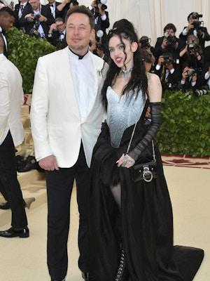 grimes worst dressed met gala