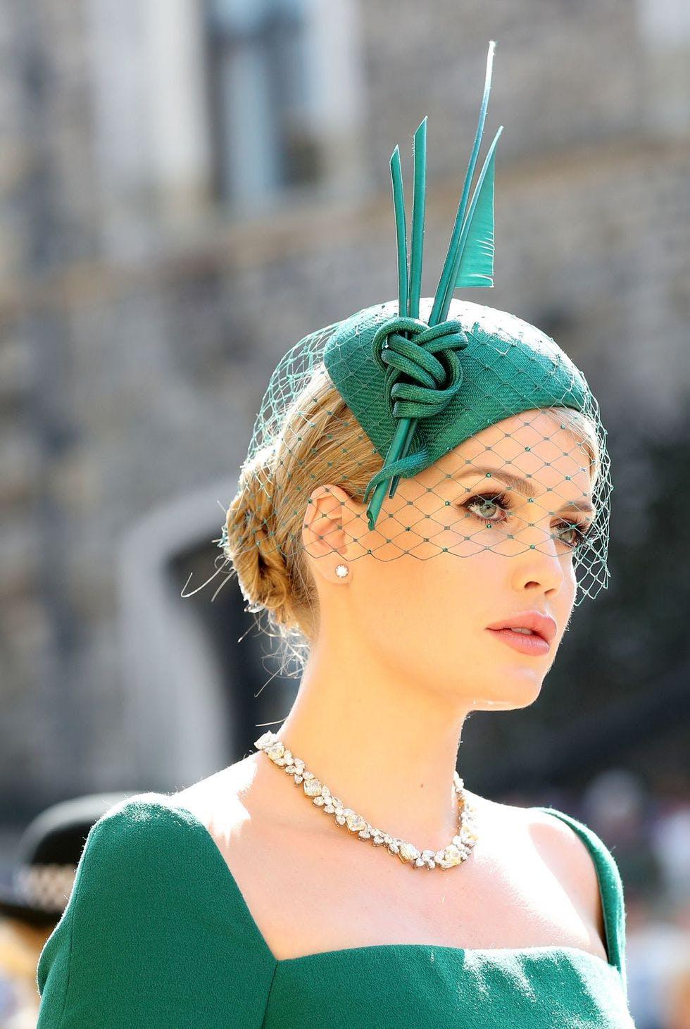 kitty spencer best dressed royal wedding