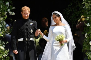 best dressed at the royal wedding prince harry meghan markle