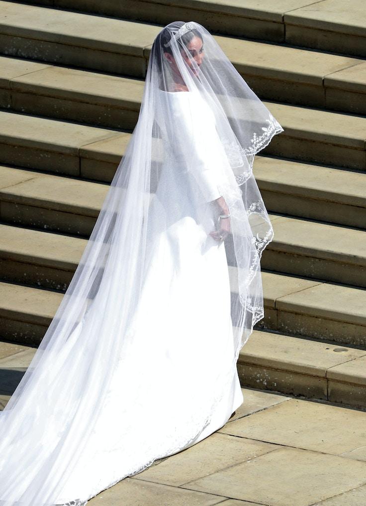 meghan markle wedding dress givenchy