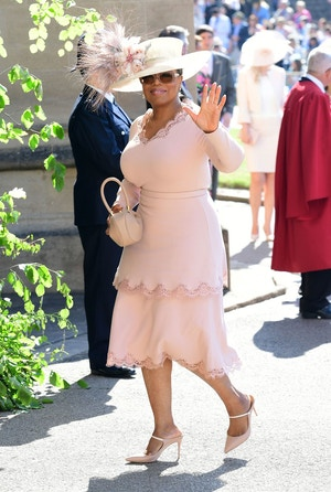oprah royal wedding prince harry meghan markle stella mccartney