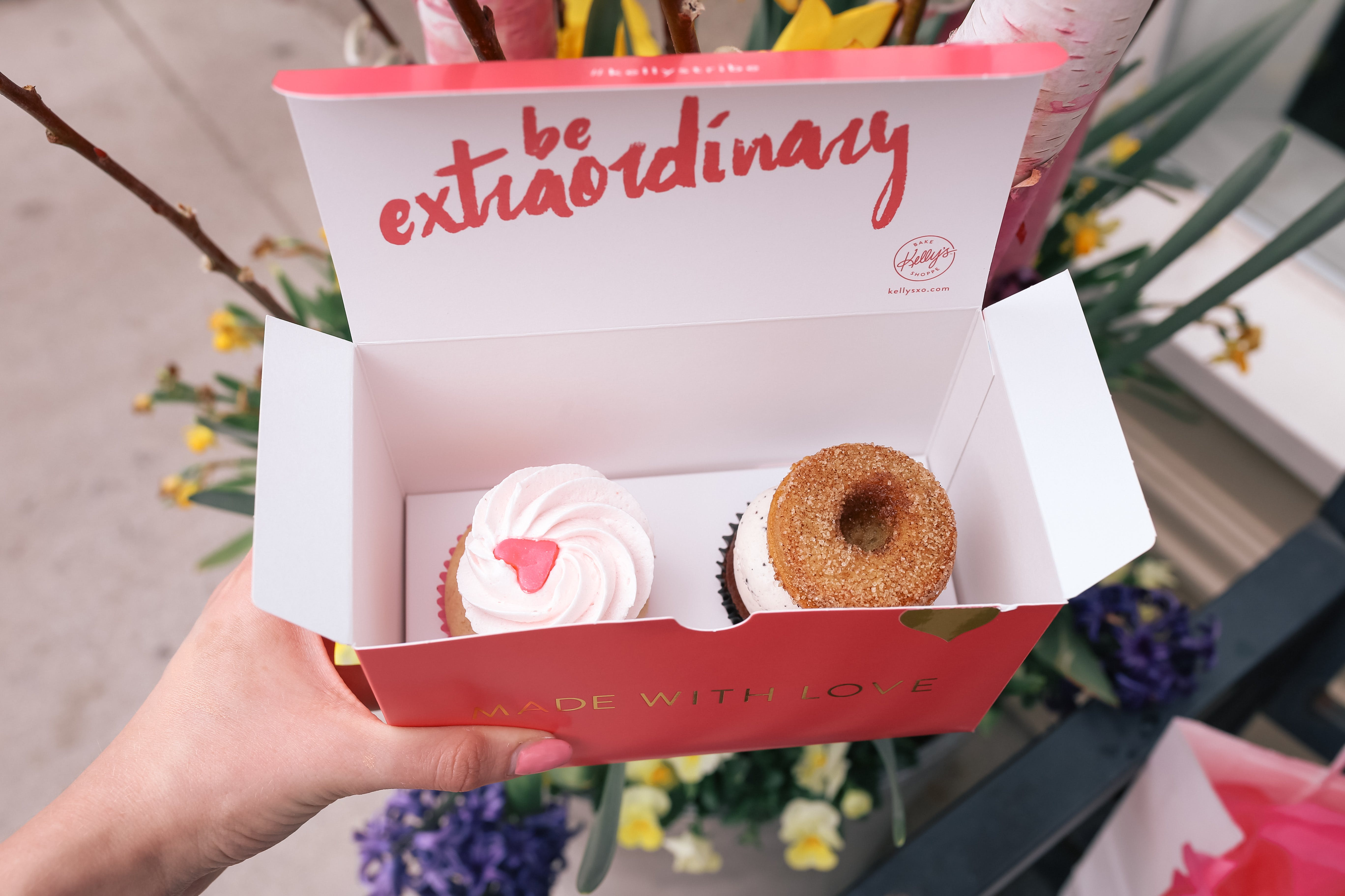kelly's bake shoppe gluten free cupcakes