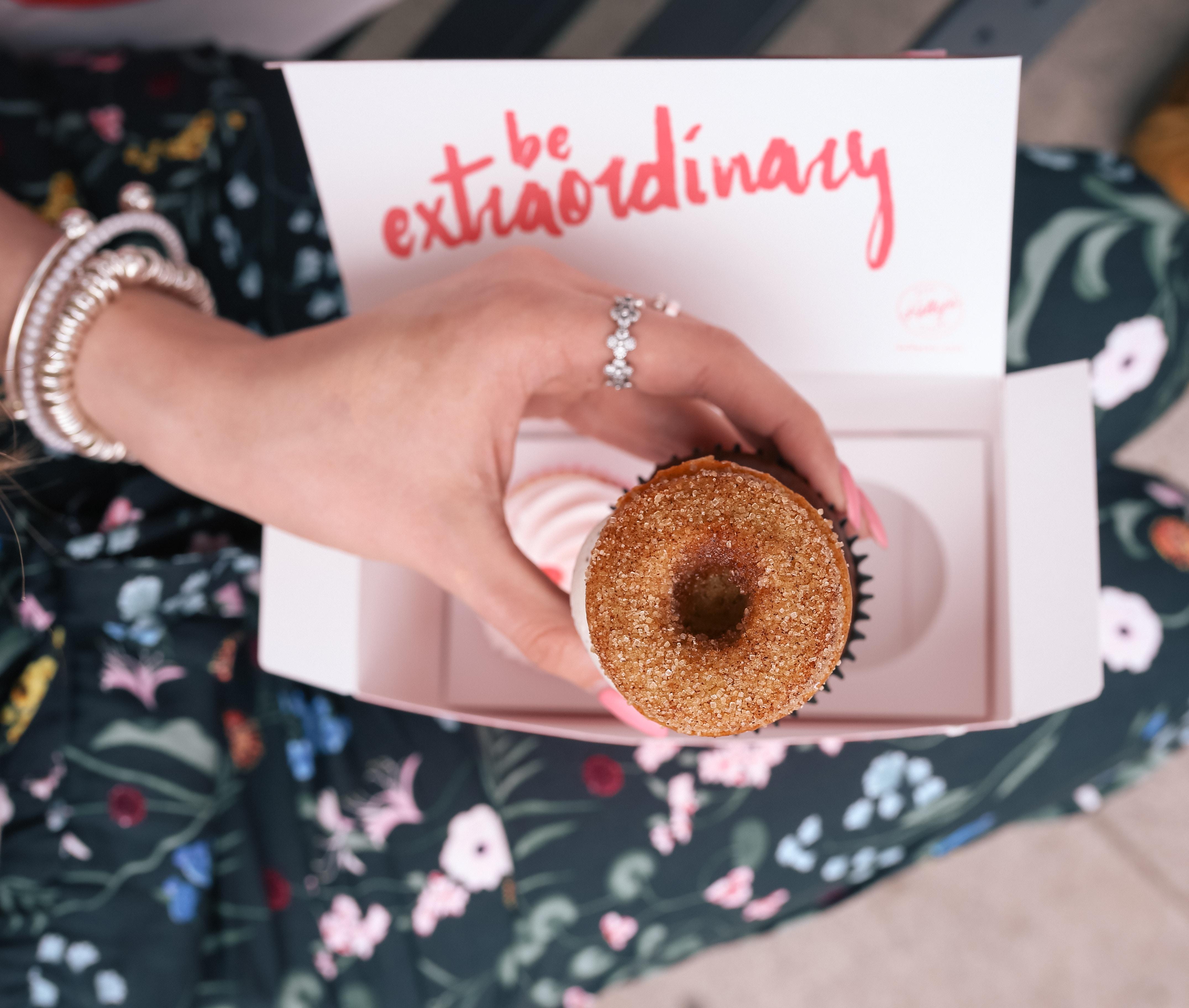 best gluten free cupcake in Toronto kelly's bake shoppe