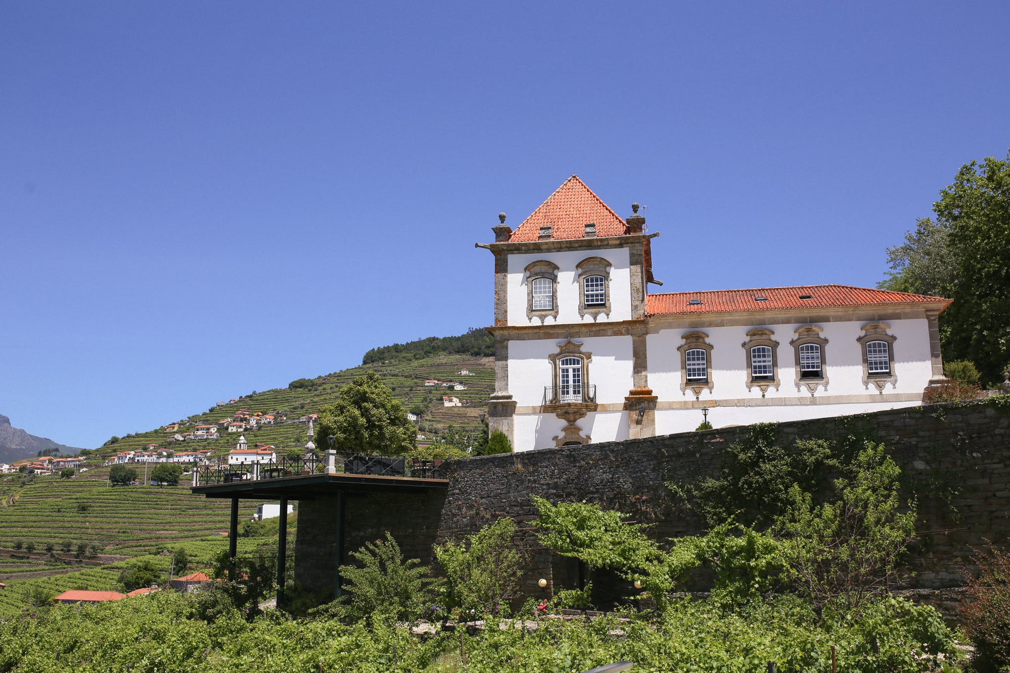 best place to stay in douro valley portugal casa das torres de oliveira