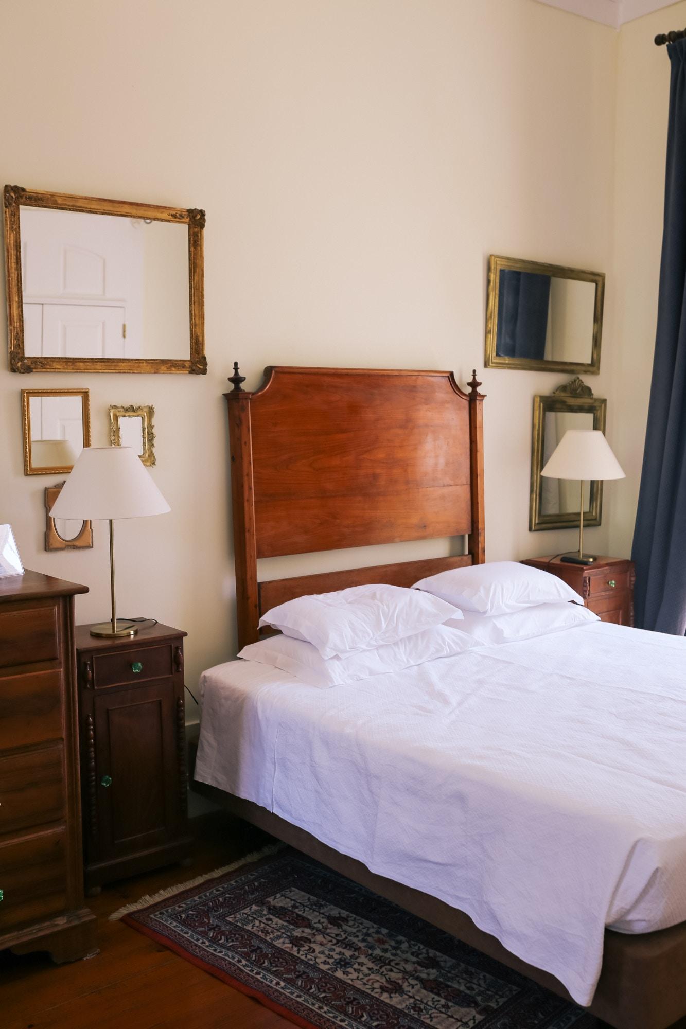 rooms at Casa das Torres de Oliveira