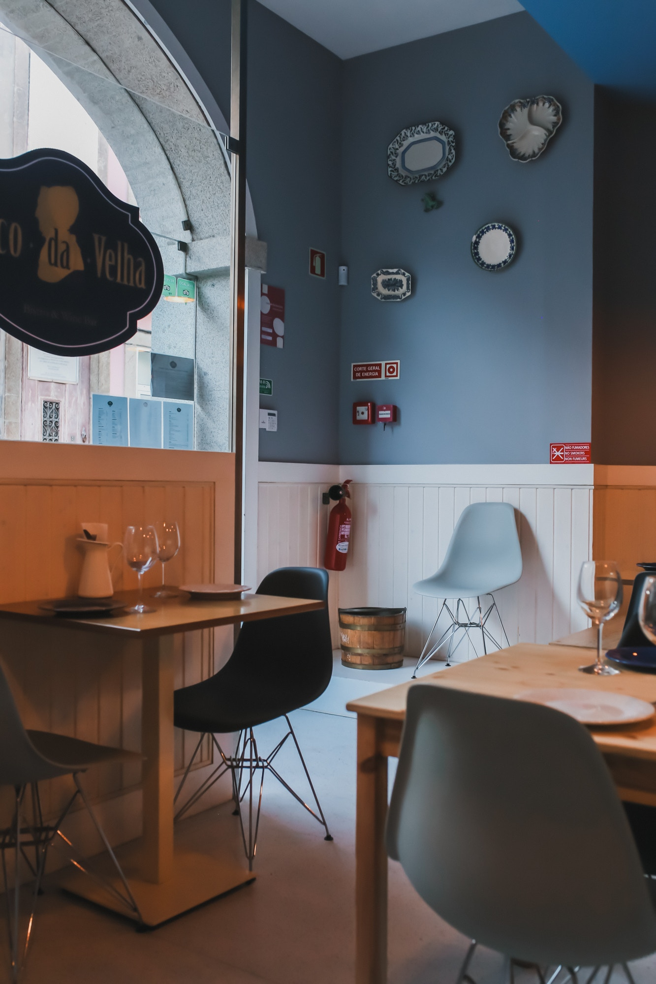 arco da velha restaurant porto review