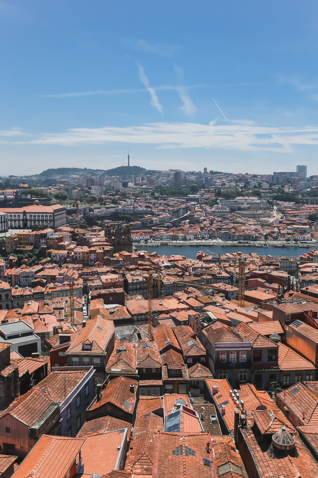 clerigos tower and church top 10 things to see in porto