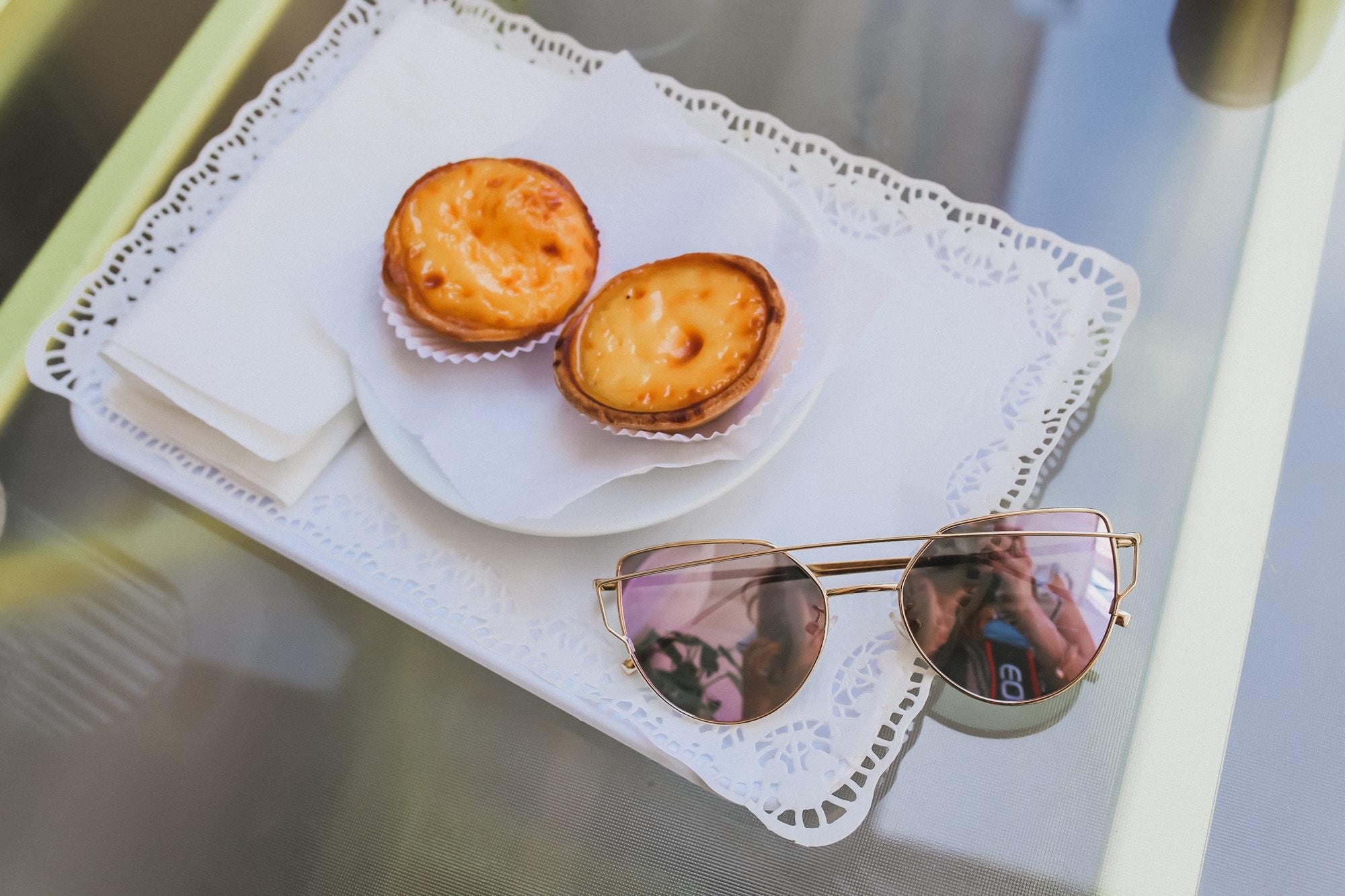 gluten free pastel de nata portugal com cuore