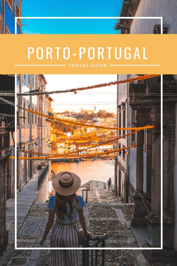 Top 10 Things to Do in Porto, Portugal | A 3-Day Itinerary and tips on where to eat, stay and play in Porto.