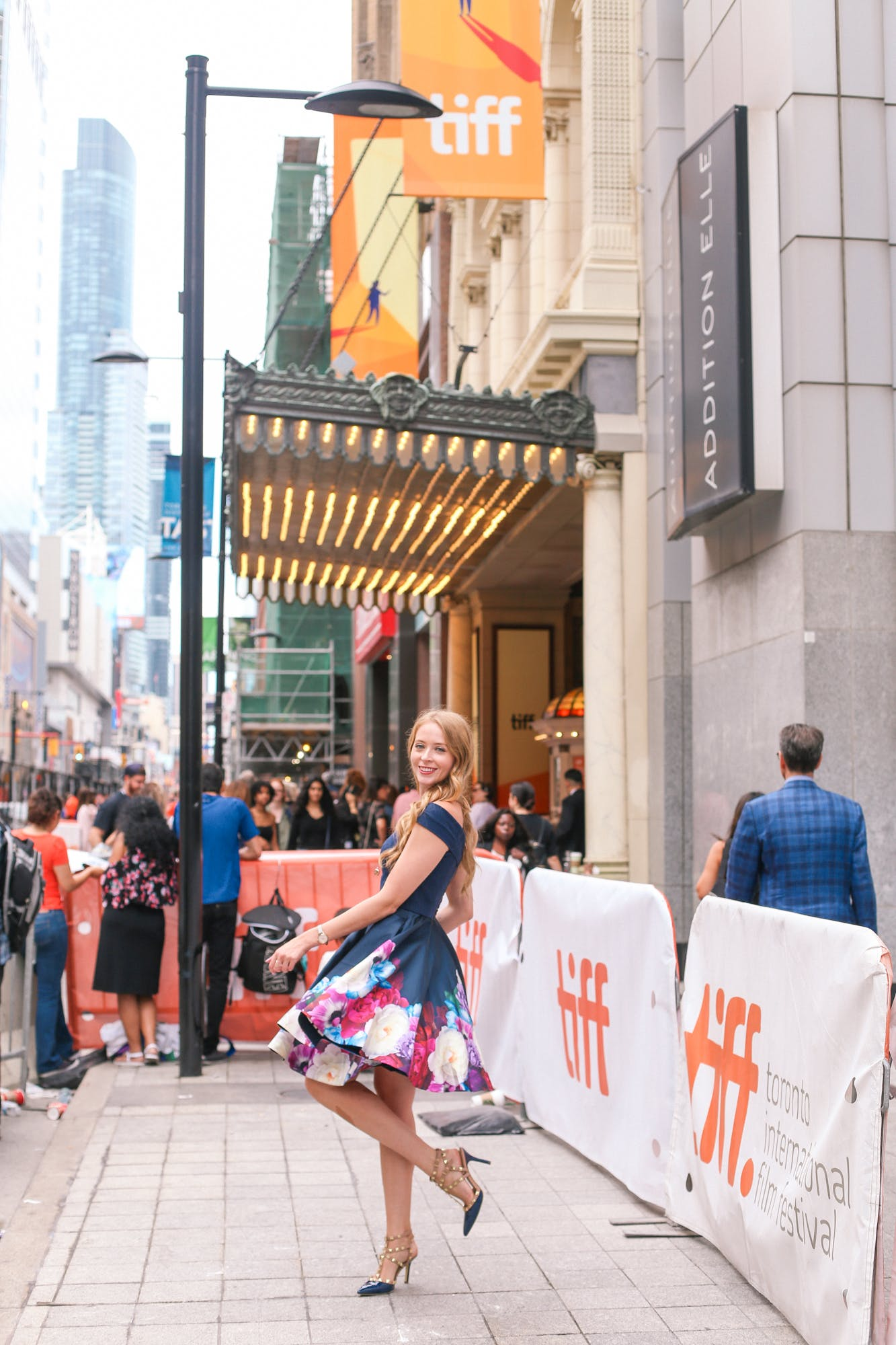 My day at TIFF – Vox Lux Premiere
