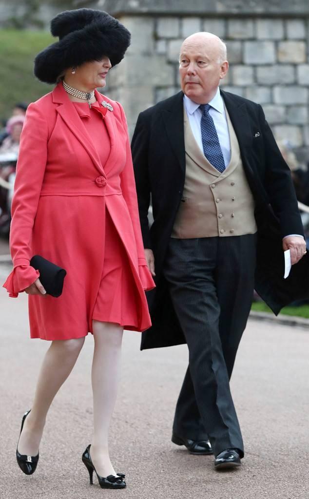 Emma Joy Kitchener worst dressed at Royal Wedding Princess Eugenie