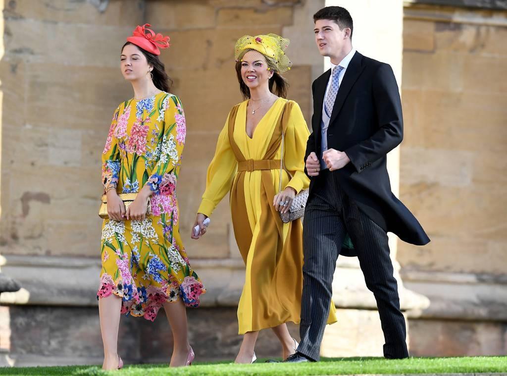 Heather Kerzner worst dressed royal wedding