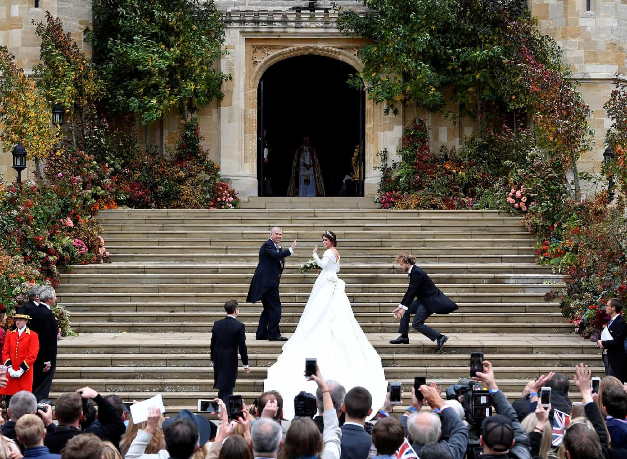 Royal Wedding of Princess Eugenie