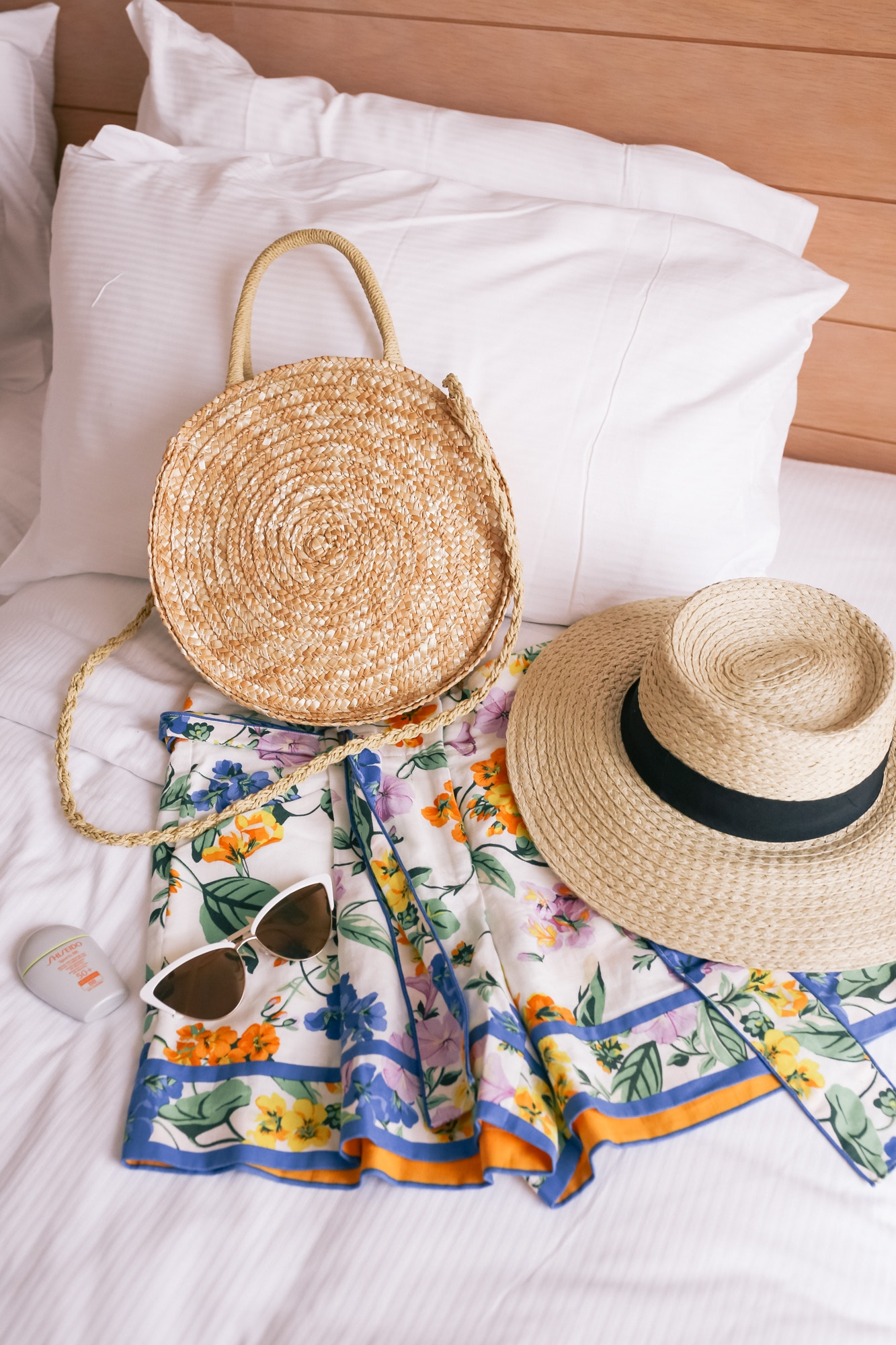 What I wore in the Algarve region