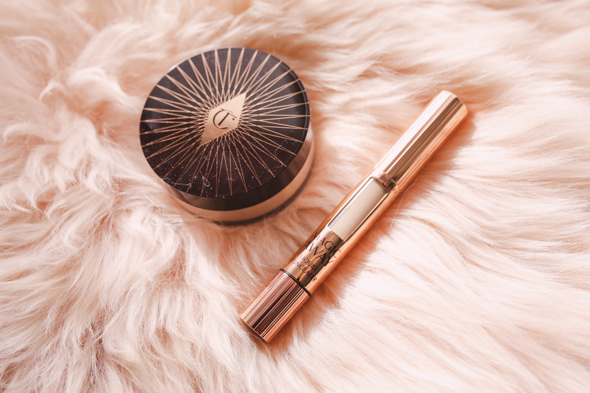 Charlotte Tilbury Magic Away Concealer Review