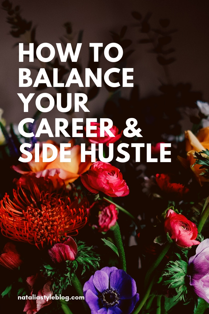 How to find Balance between your career and side hustle: tips on staying focused and excelling in your professional and personal life.