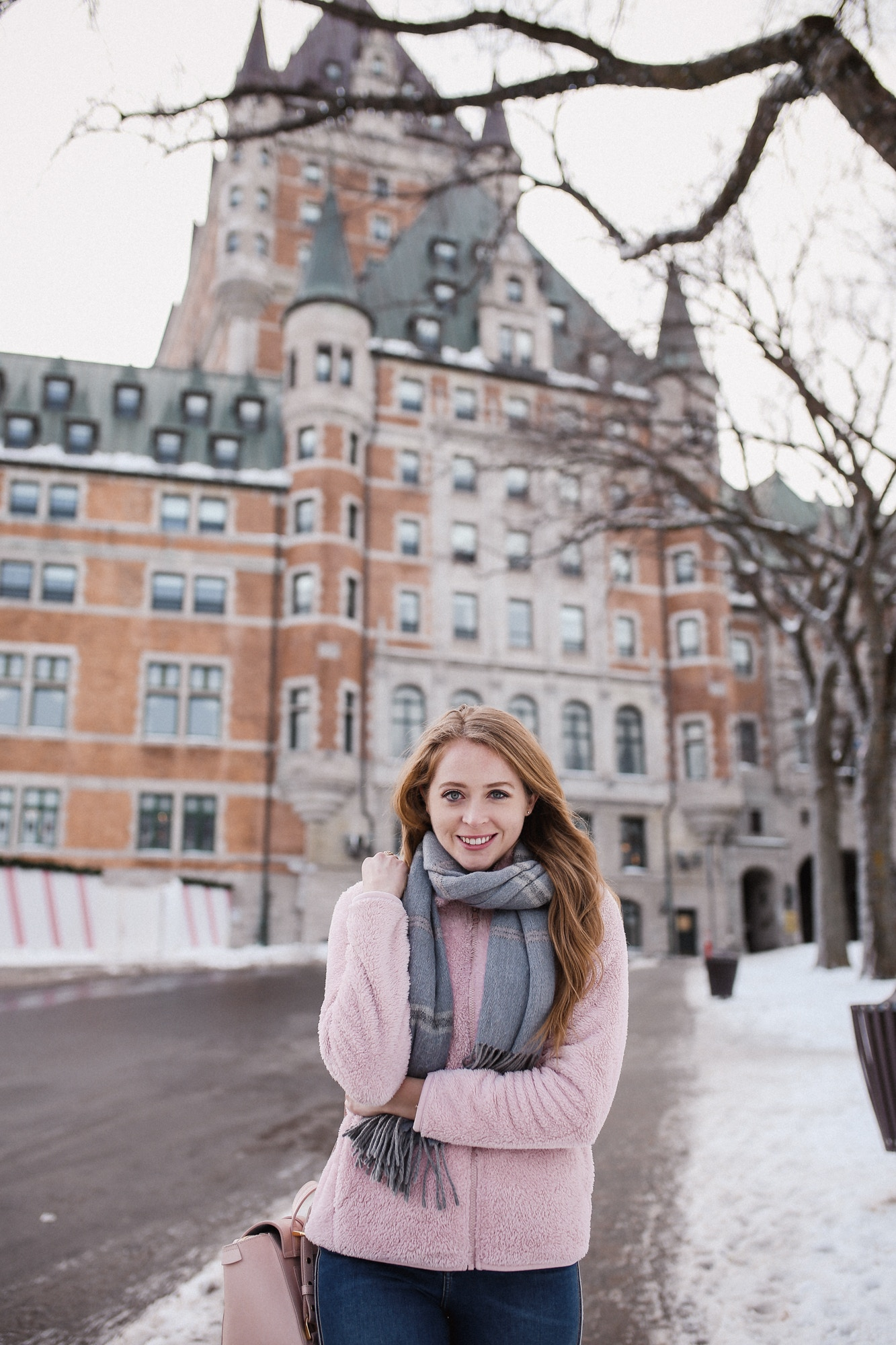 Of course, a visit to Chateau Frontenac is a must! Check out my top 10 things to do in Quebec City in a weekend in winter.
