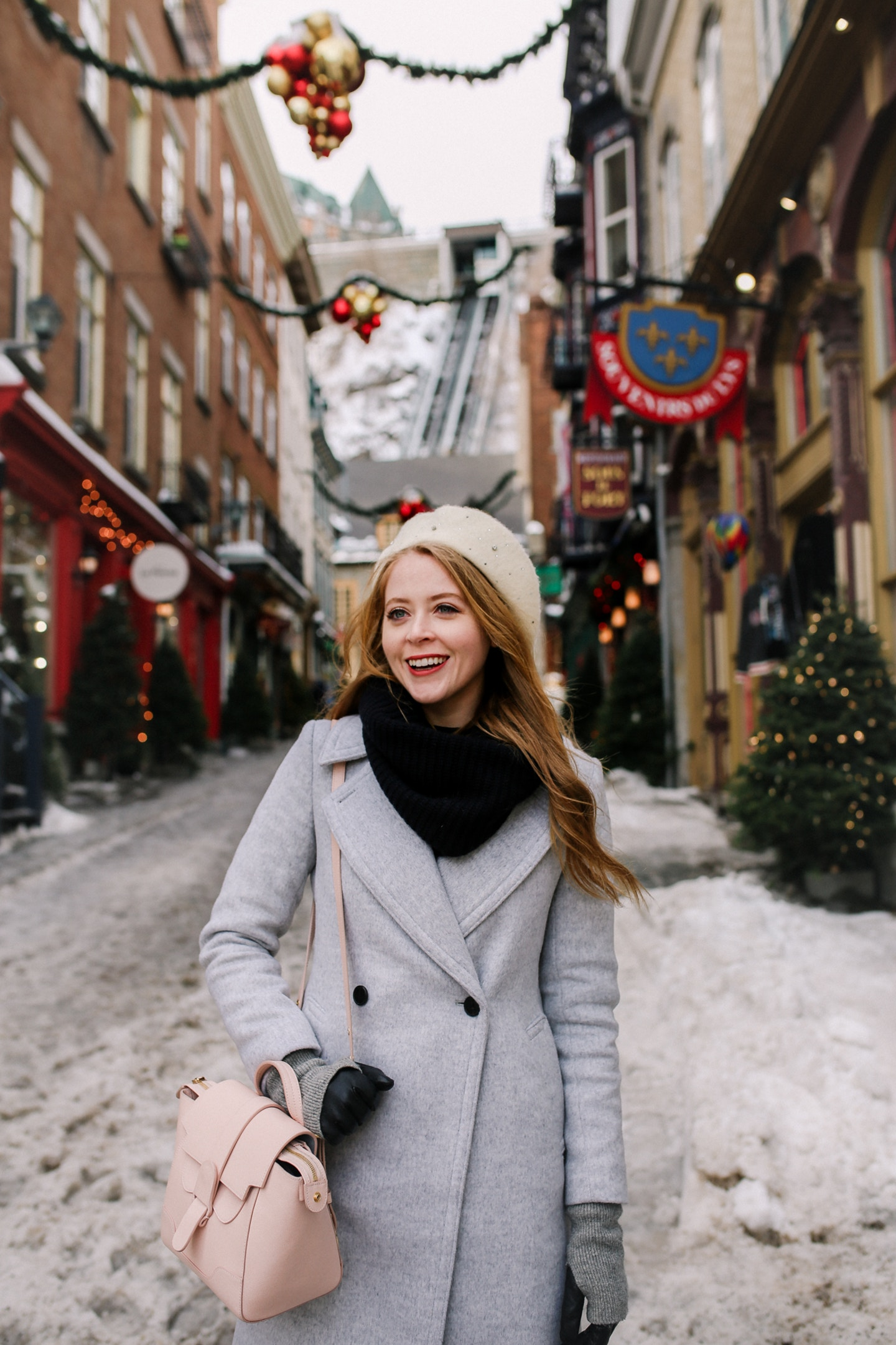 Top 10 things to do in Quebec City in a winter weekend. This romantic city feels European with cobblestone streets, festive decor and old stone buildings.