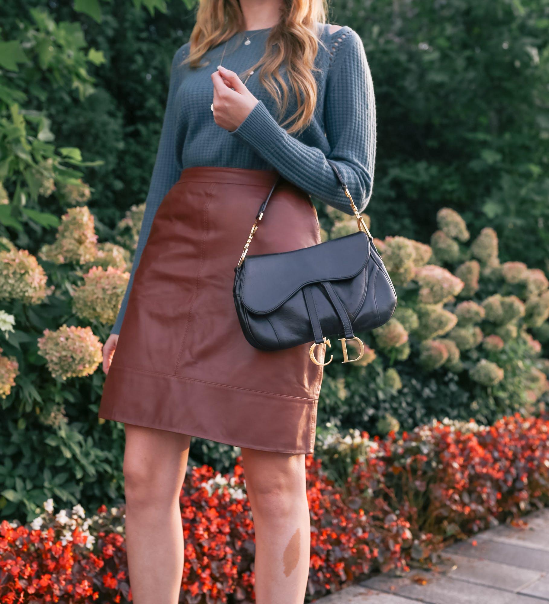 Christian Dior Saddle Bag Review