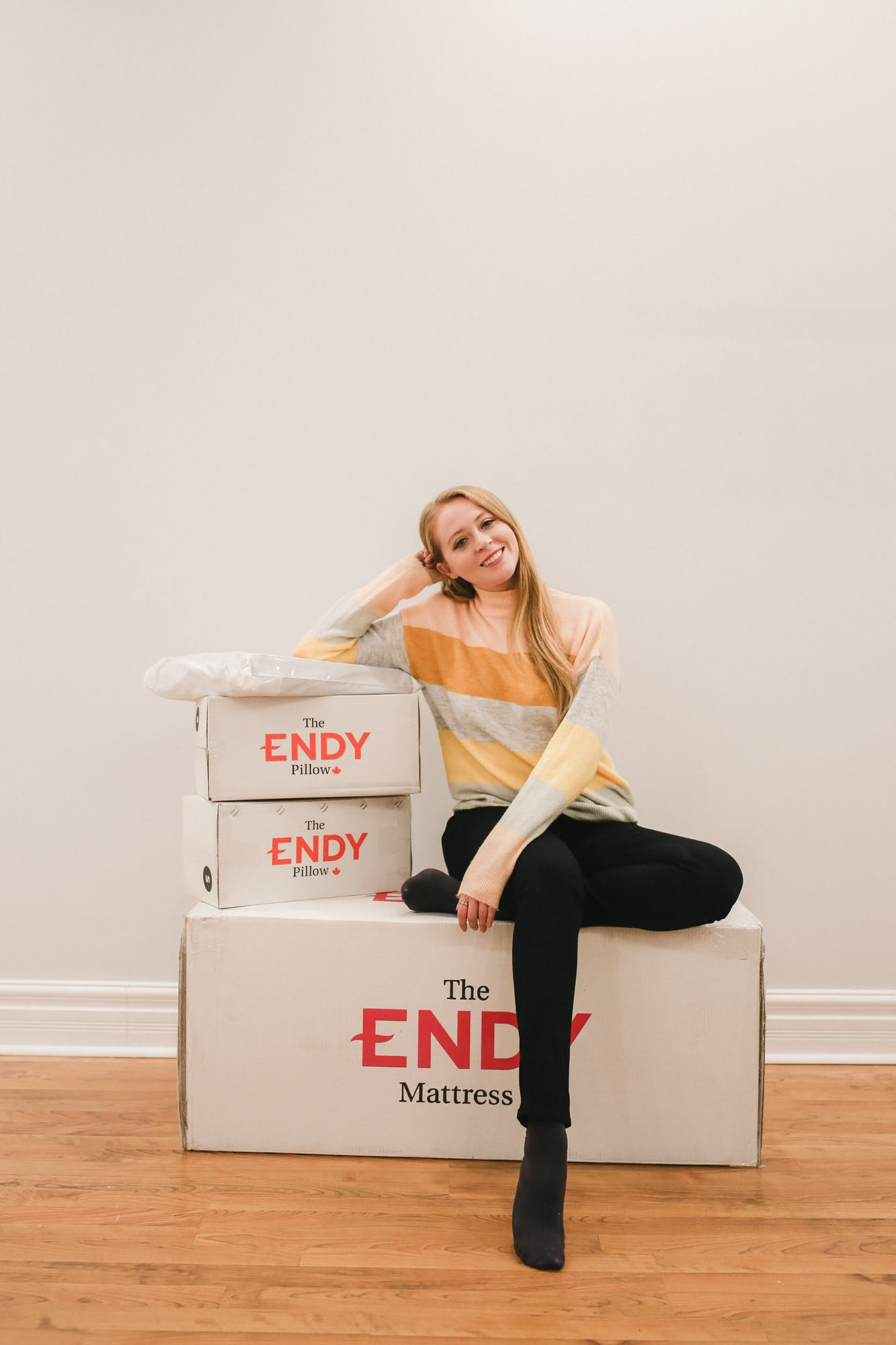 100 Night Endy Mattress Review + Tips for a Better Night's Sleep