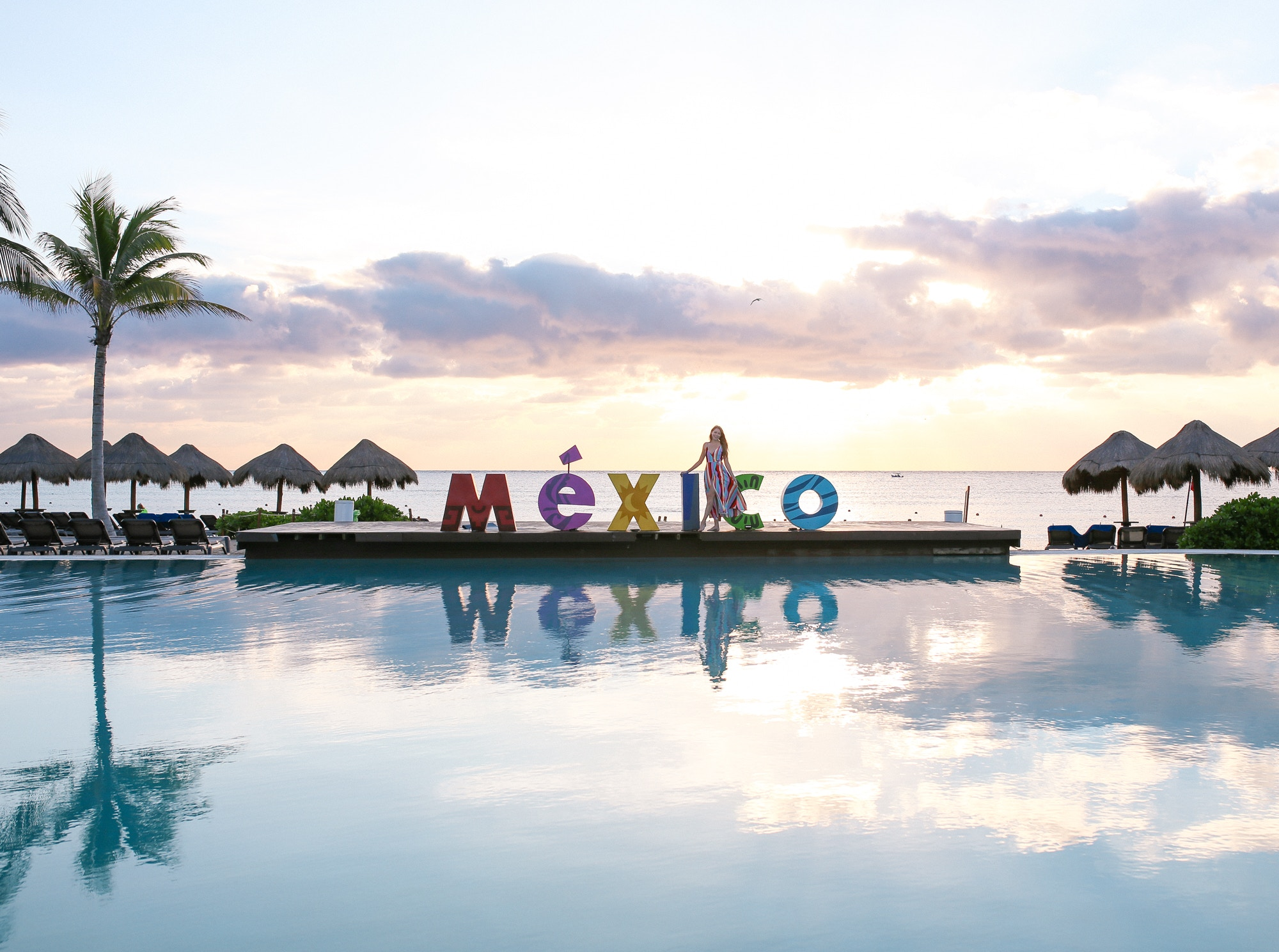 In January, I stayed at Ocean Riviera Paradise in Playa del Carmen, Mexico and had a lovely time. The food, hotel design and amenities were fabulous. Read more for my full thoughts and review on this all-inclusive resort.