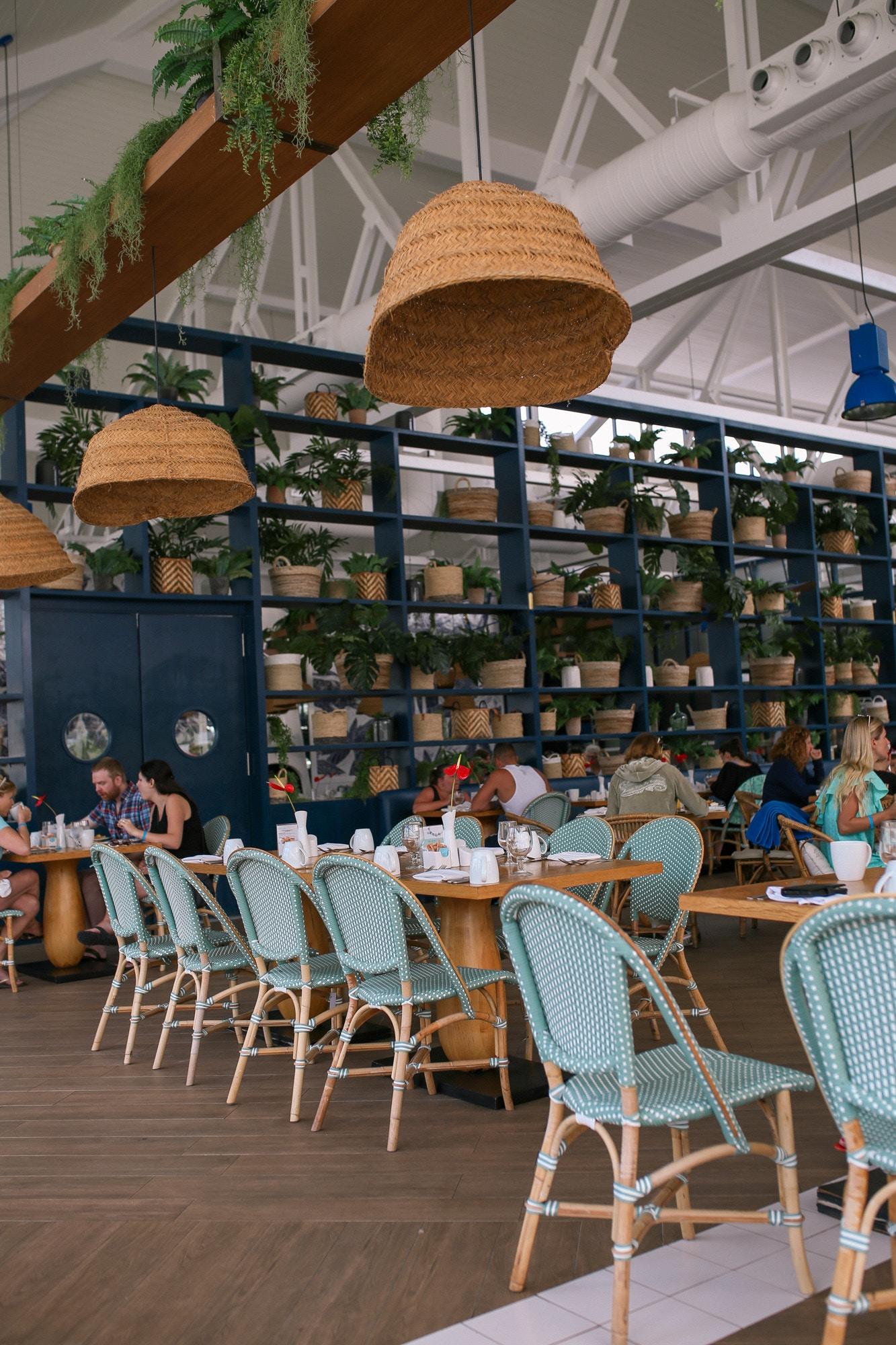 Ocean Riviera Paradise Review: Hotel Design