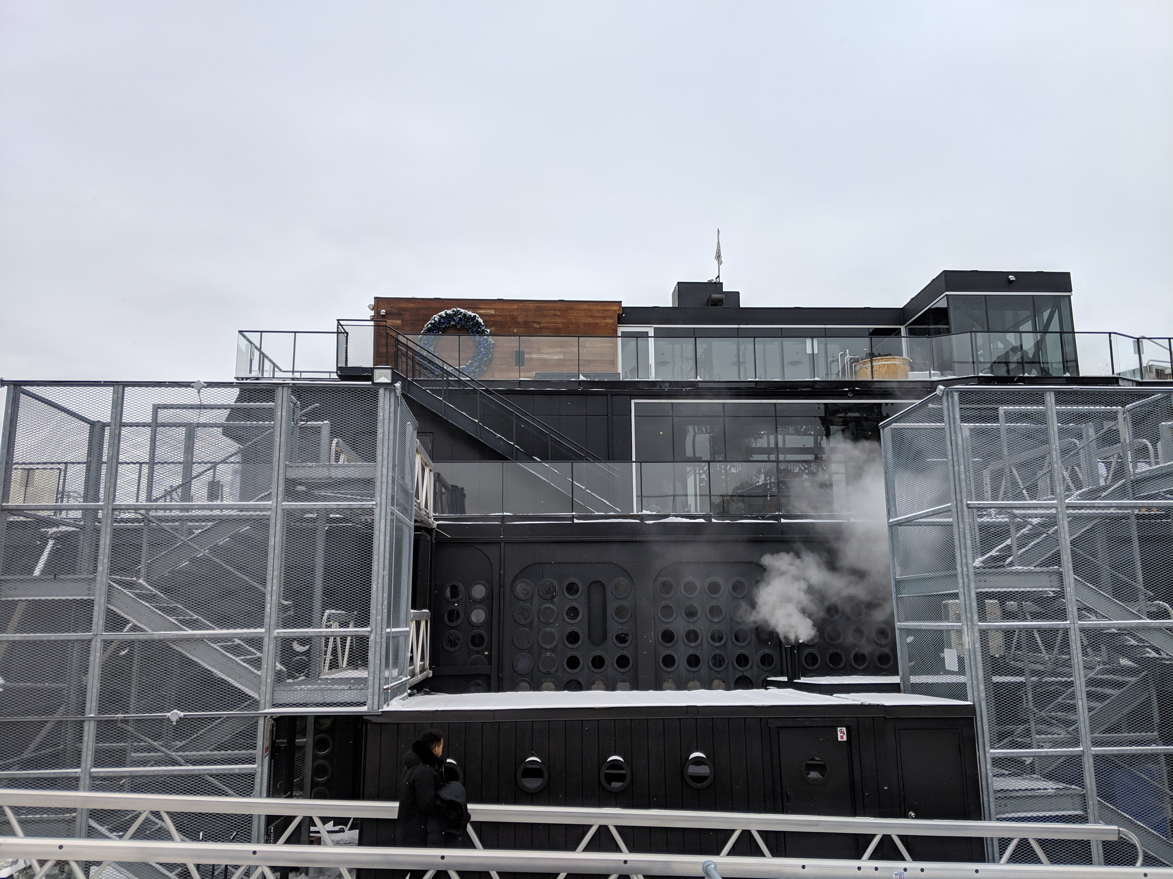 Bota Bota Spa Review - a floating spa in Montreal's Old Port