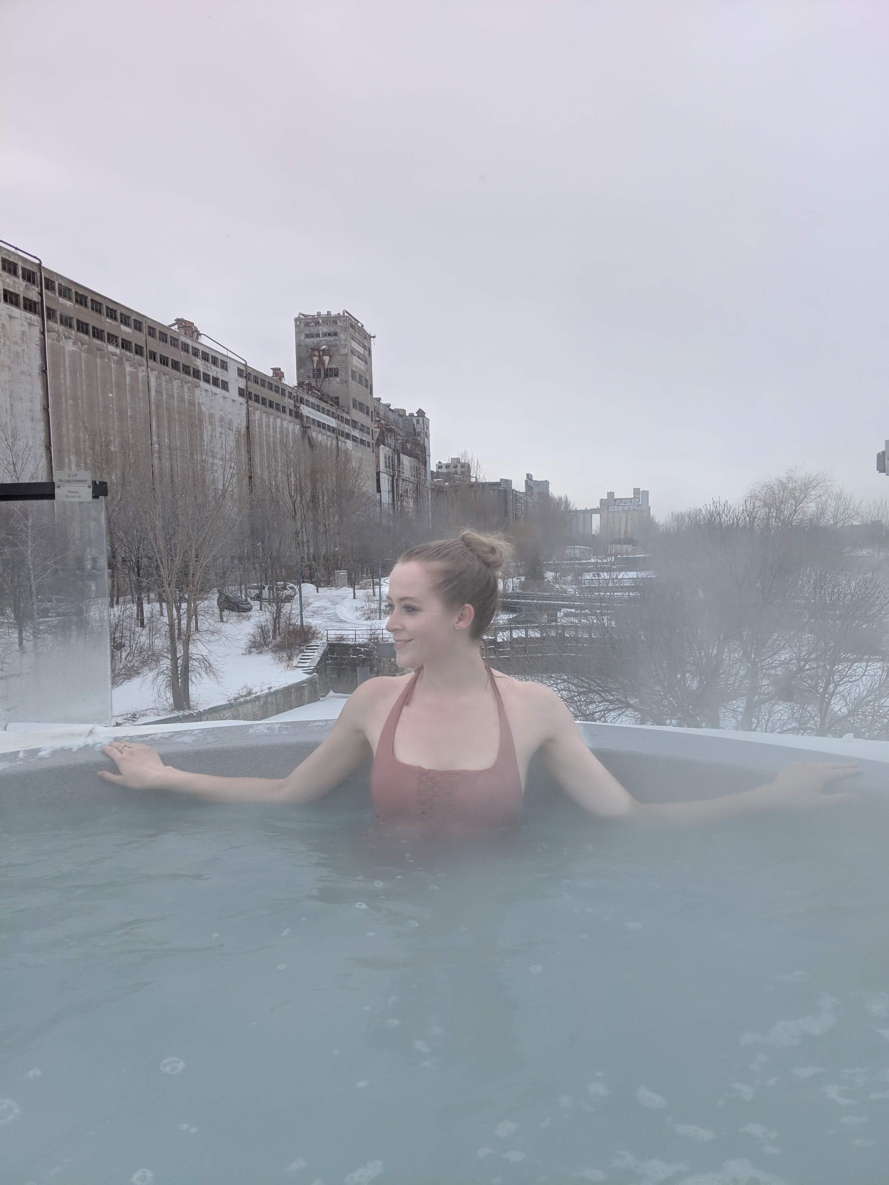 Montreal Bota Bota spa review