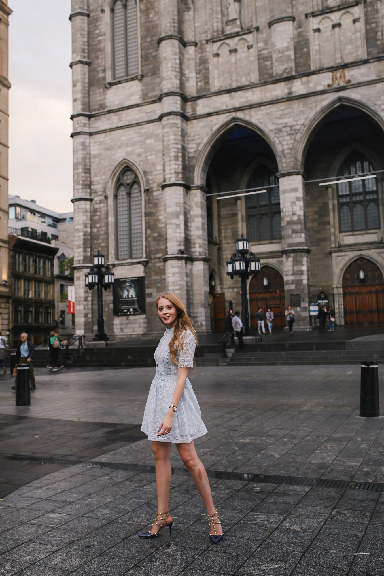 Notre Dame de Montréal is one of my favourite spots to visit in Montreal, and easily one of the most Instagrammable, photogenic locations in Vieux Port