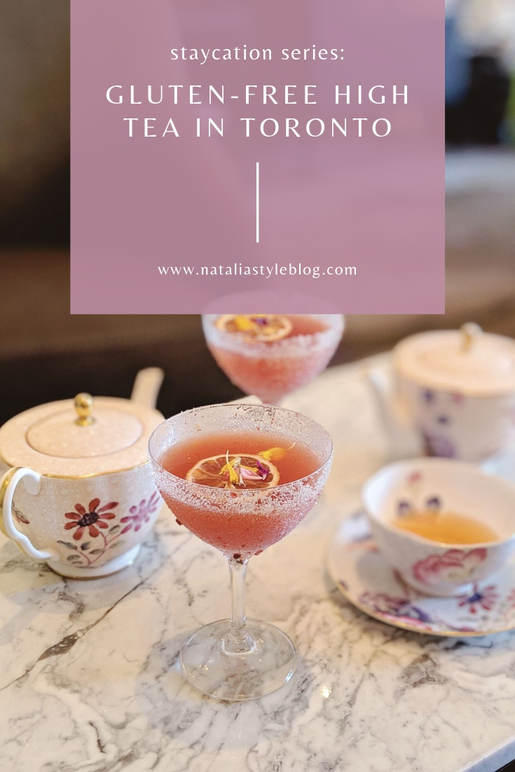 A gluten-free high tea? I didn't even know it was possible! Read on for my experience at the Shangri-La Hotel Toronto.