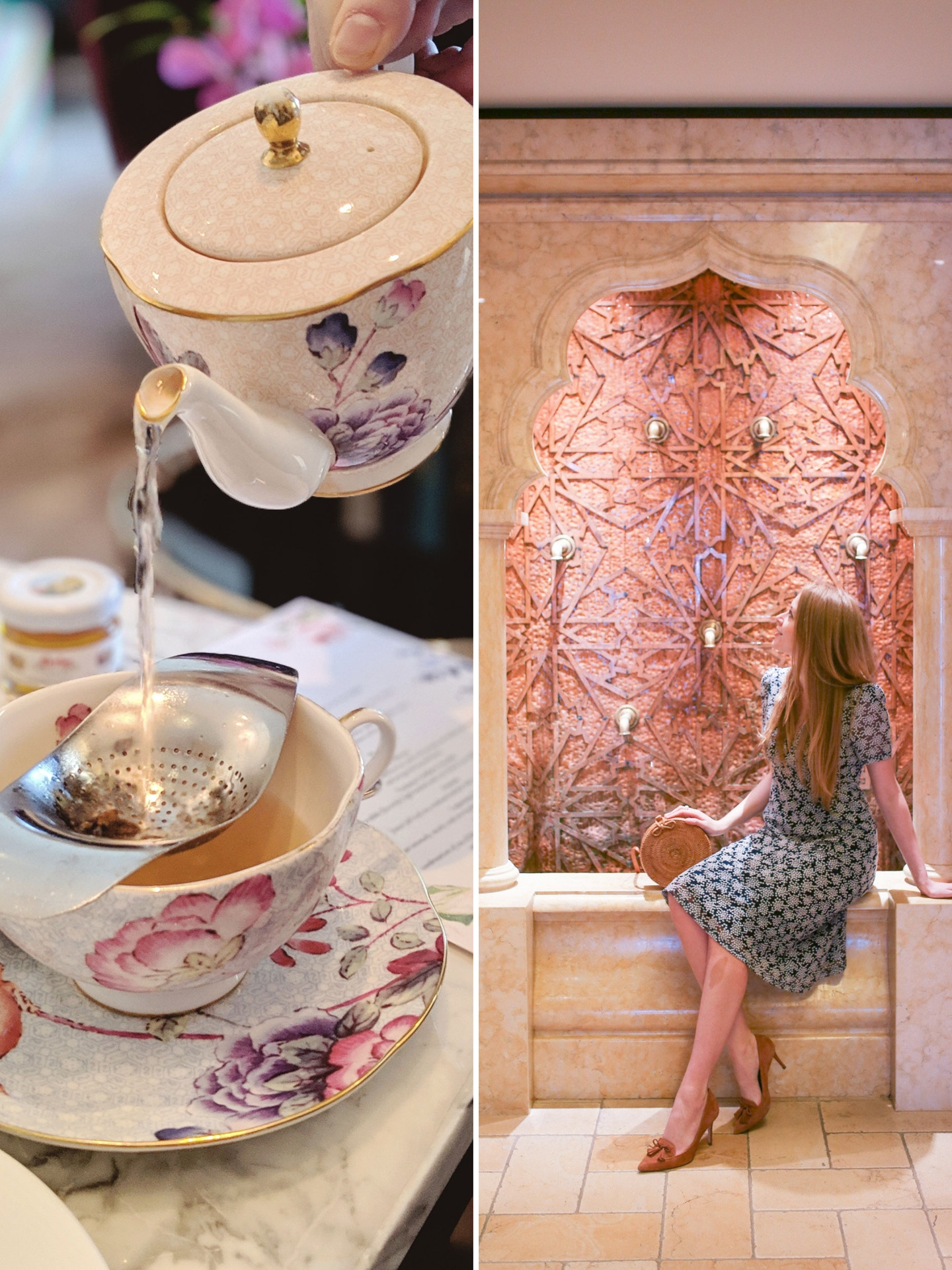 Miraj Hammam Spa by Caudalie Review & Shangri-La Toronto Afternoon High Tea