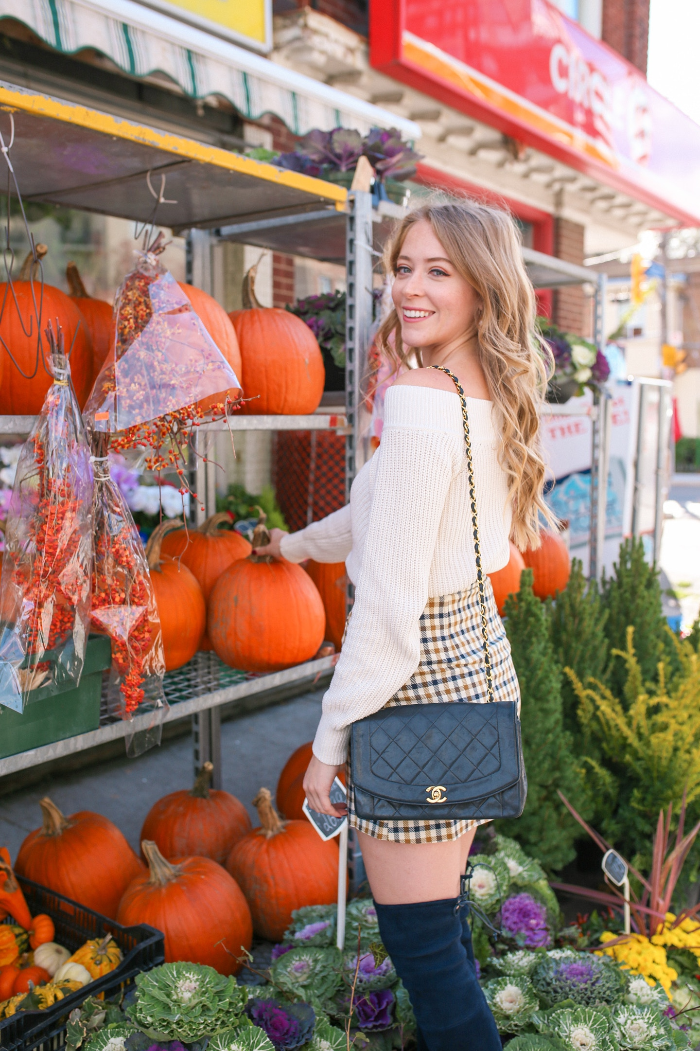 Cozy Fall Outfits – Abercrombie & Fitch Sweater Review