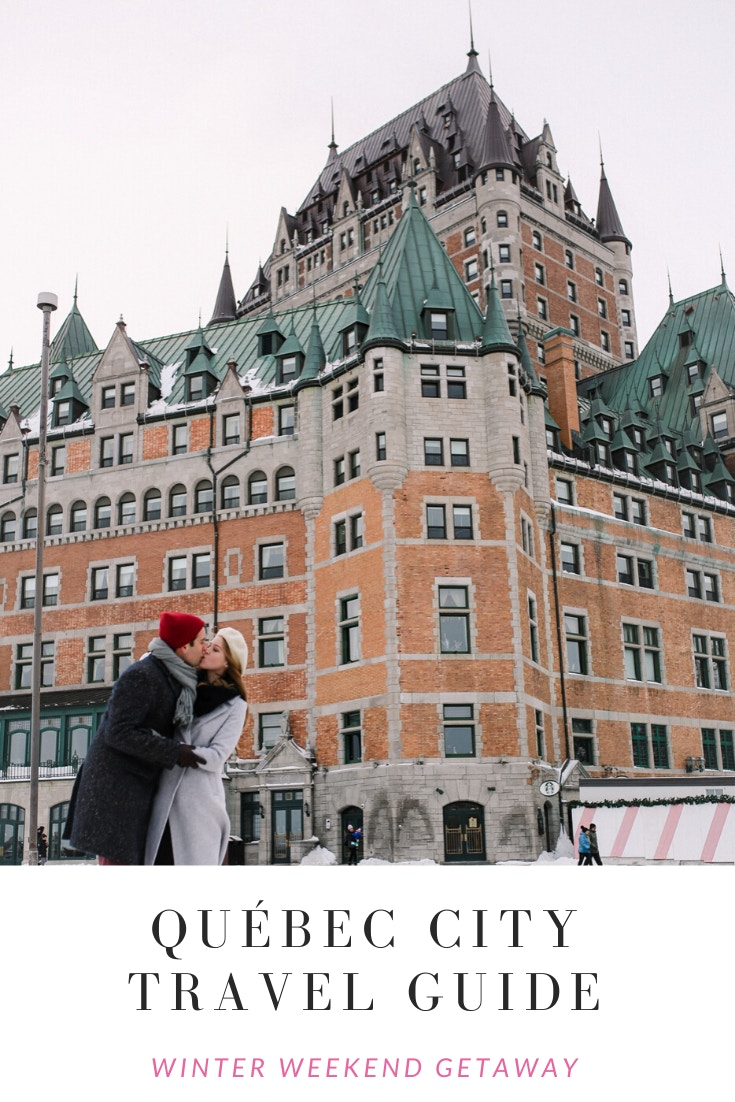 Discover the top 10 Things to do in Quebec City on a weekend in winter. From ice hotels to Chateau Frontenac, it's the perfect couple's getaway!
