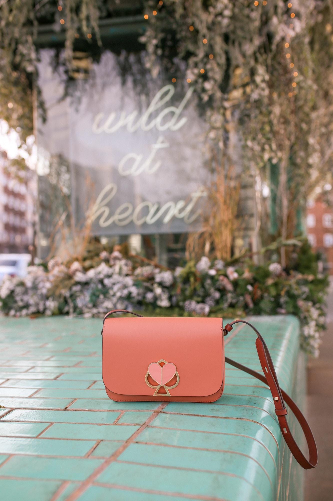 Kate Spade Nikola bag in Pink