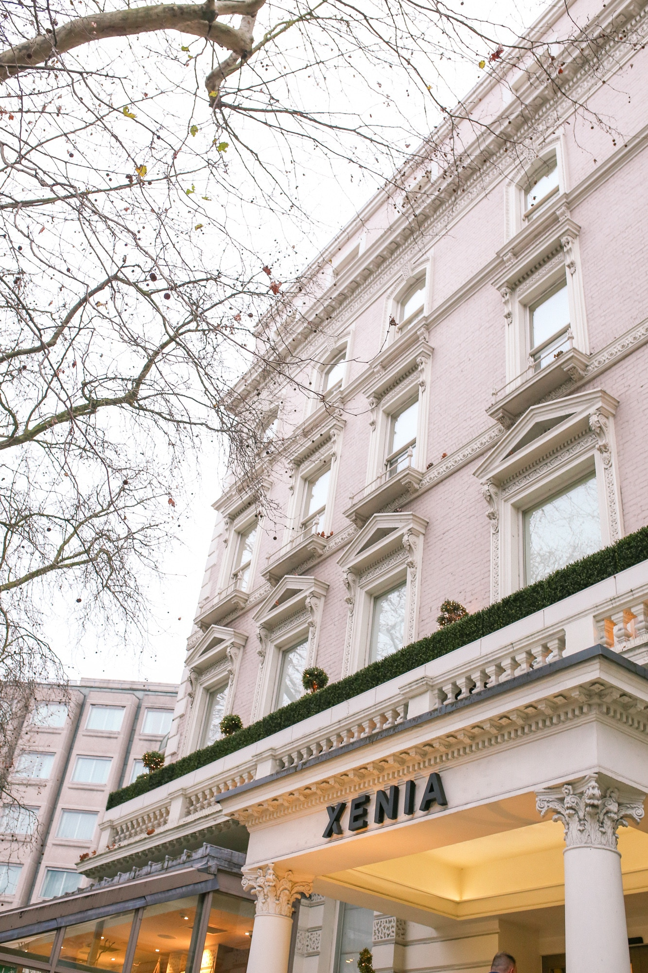 Hotel Xenia Autograph Collection London is located in a 19th Century Townhouse on Cromwell Road in Kensington. Check out my post for a full review of this boutique-style hotel from Marriott.