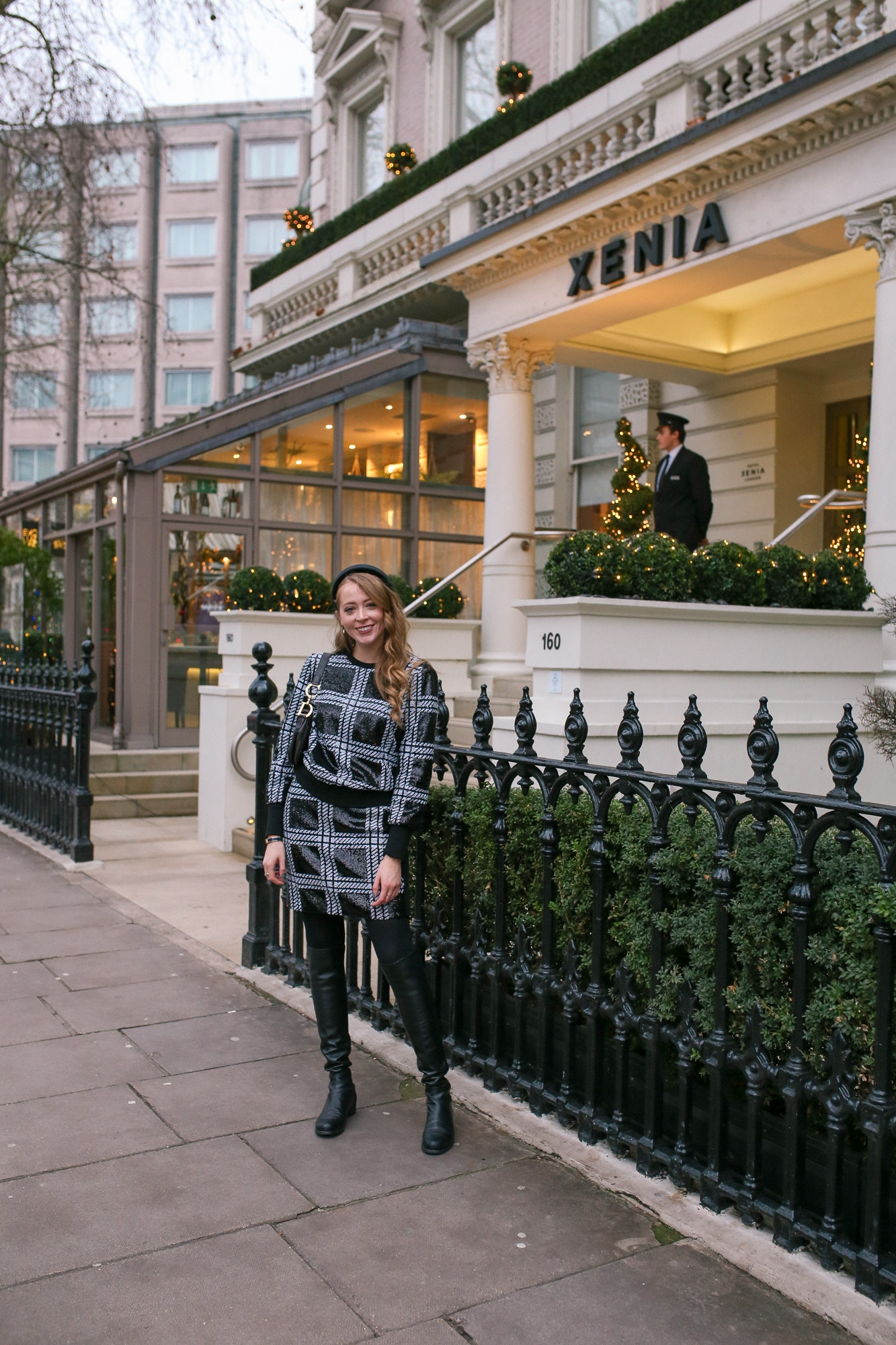Hotel Xenia Autograph Collection London Review: I stayed here for 3 nights with my best friend and loved the location, charming decor and friendly service.