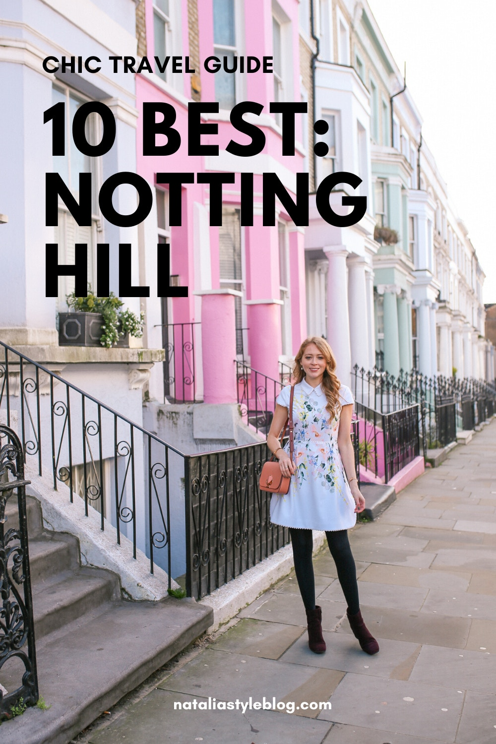 Top 10 Things to do in Notting Hill: from chic shopping to the best pastel houses!