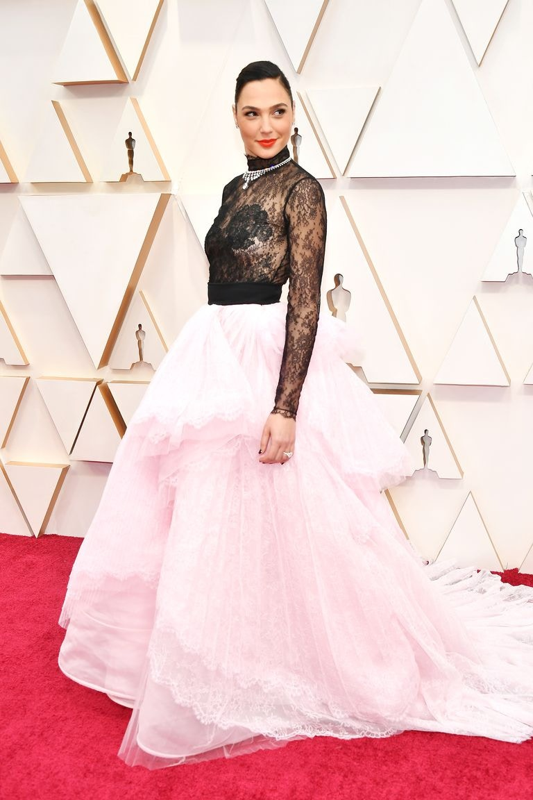 Gal Gadot Givenchy Best Dressed at the 2020 Oscars