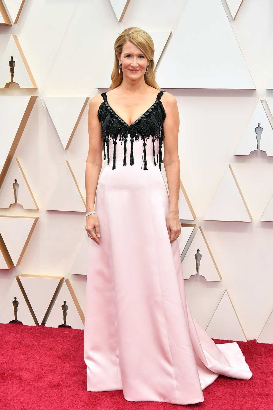 Laura Dern Armani Worst Dressed Oscars 2020