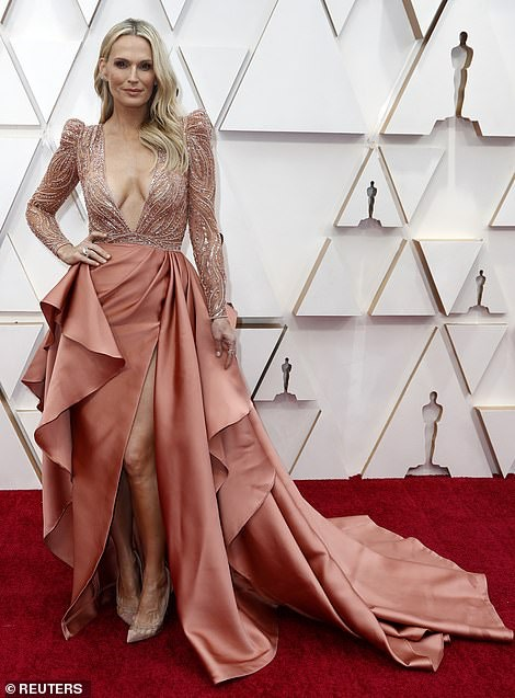 Worst Dressed Molly Sims Oscars 2020