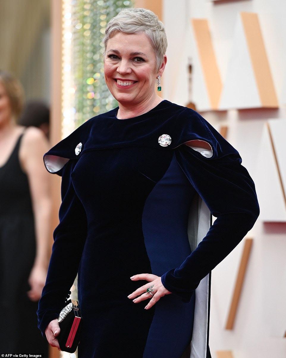 Olivia Coleman Stella McCartney Worst Dressed Oscars 2020