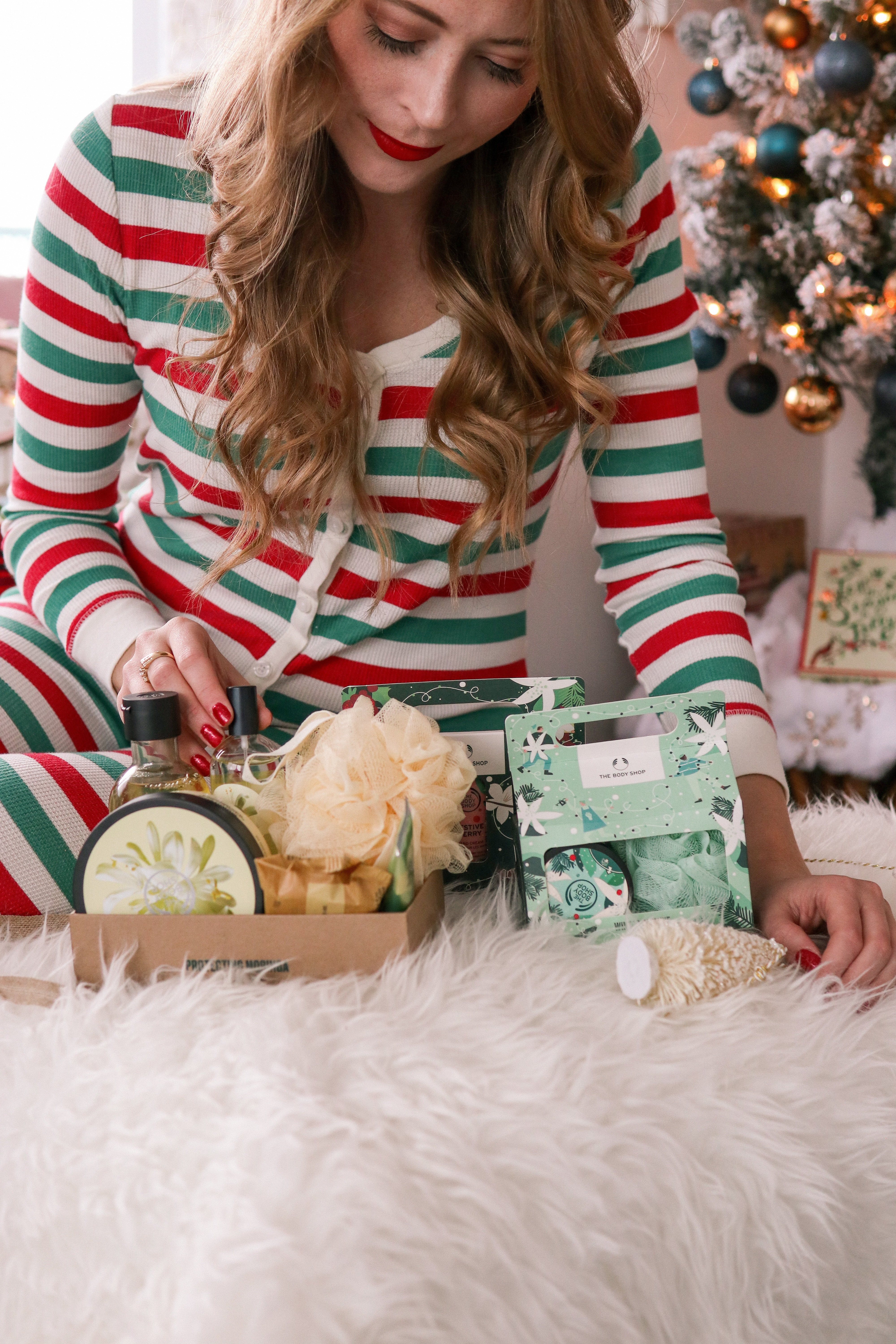The Body Shop Christmas Sets
