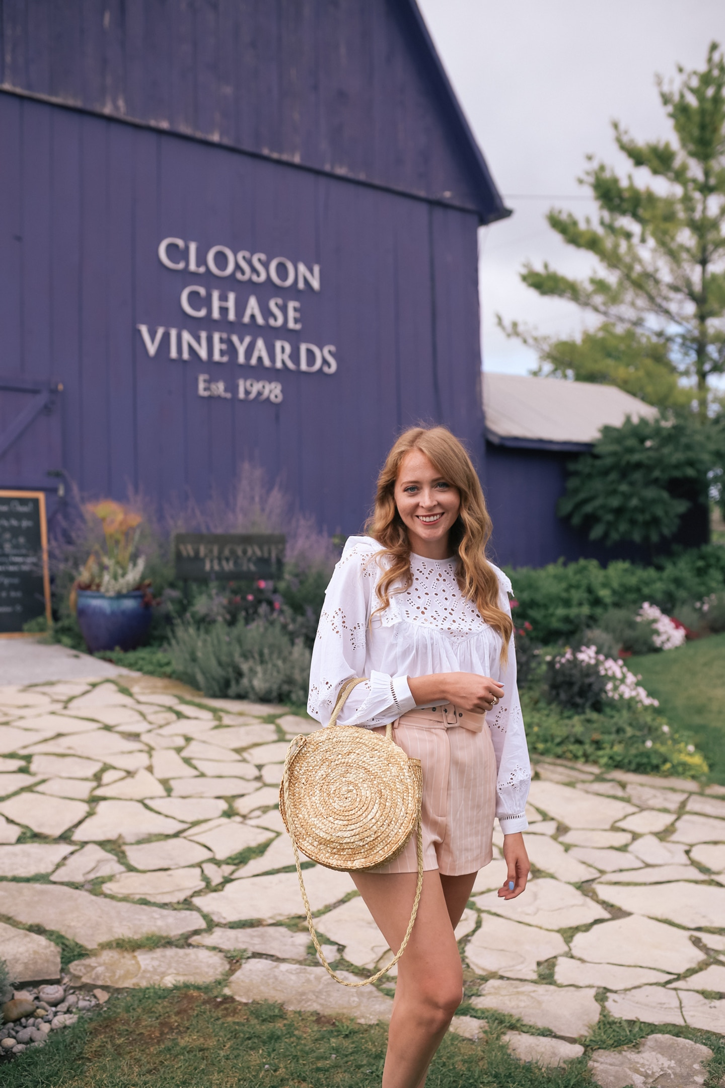 Closson Chasse Vineyards is a favourite Prince Edward County Winery with incredible Chardonnays and Pinot Noir wines.